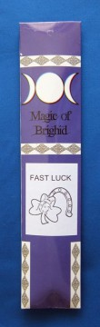 Fast Luck - Magic of Brighid Räucherstäbchen