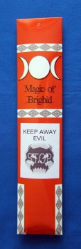 Keep away Evil - Magic of Brighid Räucherstäbchen