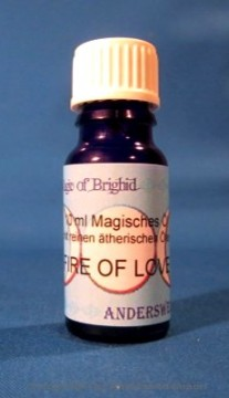 Fire of Love Öl 10 ml