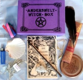 Witchbox Erstausstattung