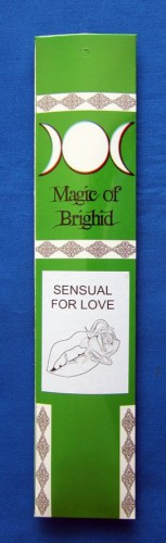 Sensual for Love - Magic of Brighid Räucherstäbchen