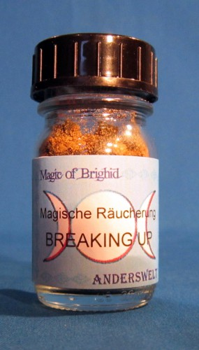 Brighid Räucherung Breaking up