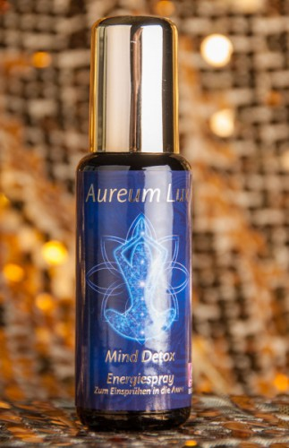 Mind Detox - Aureum Lux Spray (50ml)